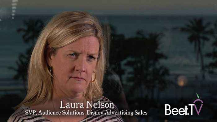 Measurement Needs To Catch Up With Transactions: Disney's Nelson