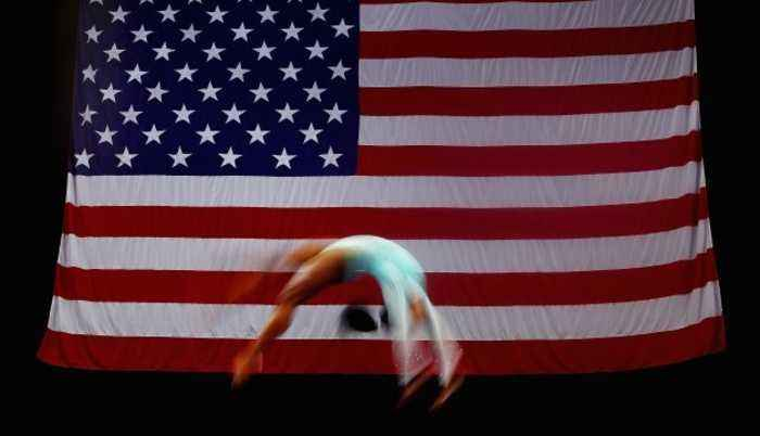 USA Gymnastics Files for Bankruptcy Amid Sex Abuse Scandal