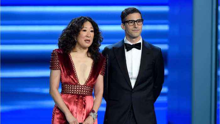 Sandra Oh & Andy Samberg Named Golden Globes Host
