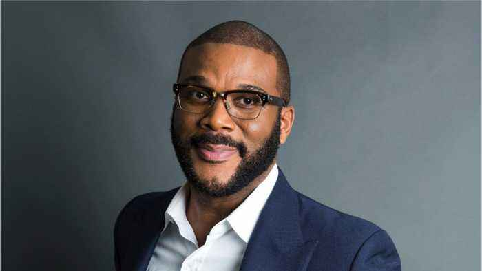 Tyler Perry Plays Secret Santa