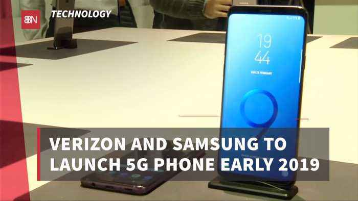 Verizon And Samsung Will Release 5G Phones Very Soon