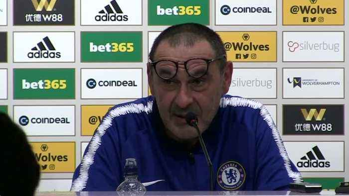 Man City are not in our category, says Chelsea boss Sarri