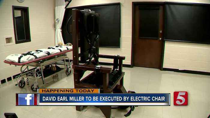David Earl Miller to be executed by electric chair