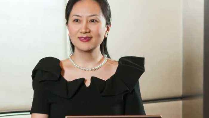 Huawei 'Heiress' Arrested