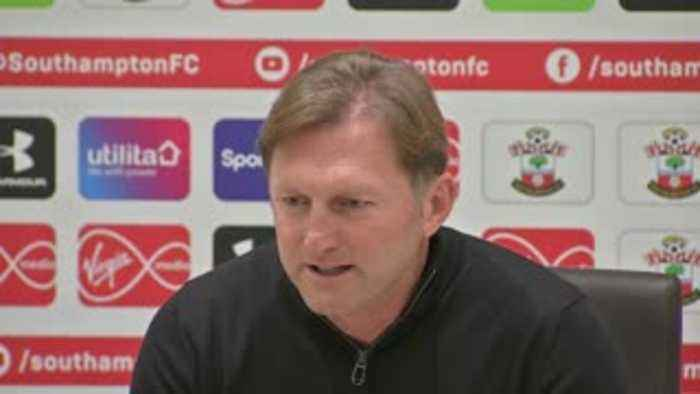 Hasenhuttl out to make an impression