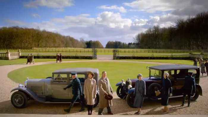 Downton Abbey Fans Can Attend a Christmas Ball Fit for Royalty