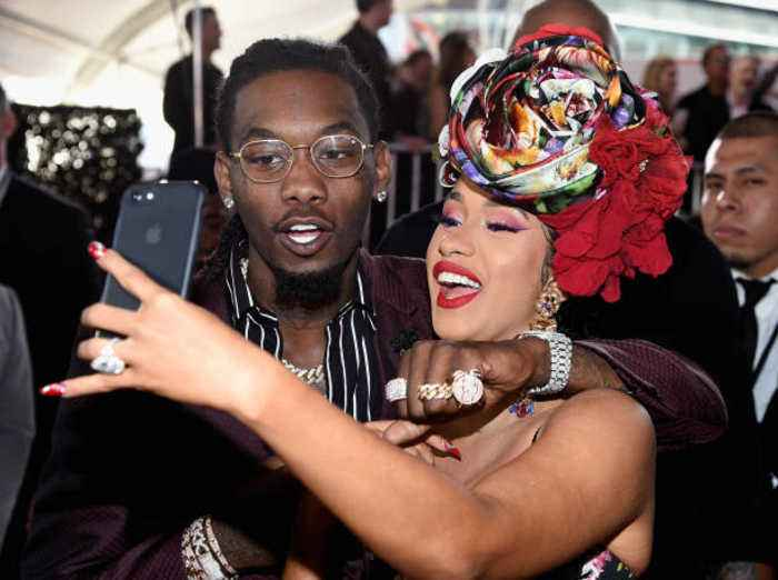 Leaked Offset Texts Imply He Was Cheating on Cardi B
