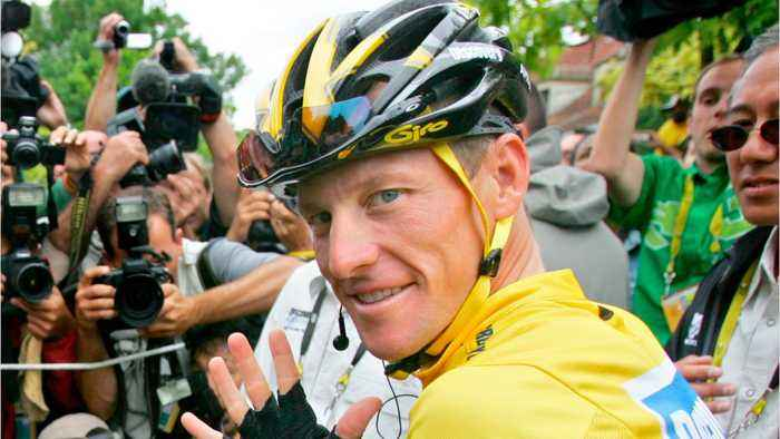 Lance Armstrong Hit The Jackpot With An Early $100,000 Investment In Uber