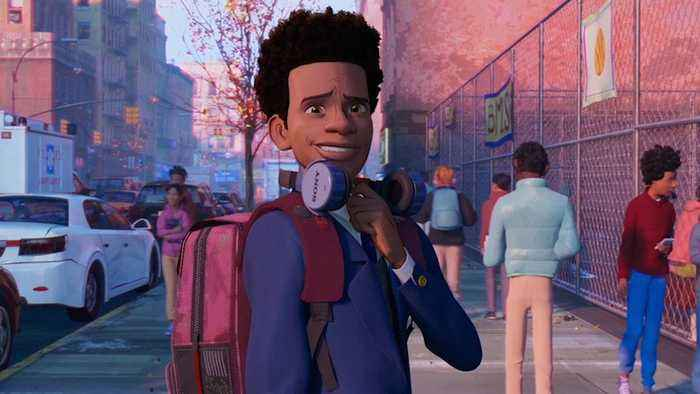 'Spider-Man: Into The Spider-Verse': Gotta Go Clip