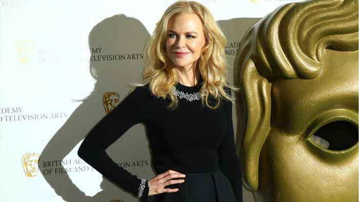 What Was Nicole Kidman's Favorite Film This Year?