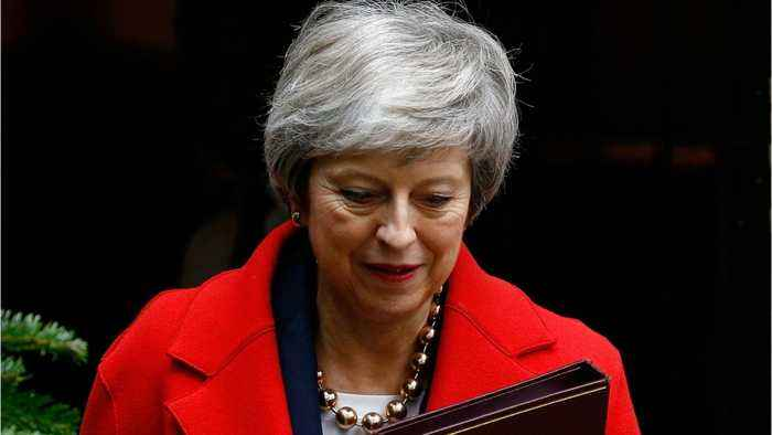Prime Minister May's Rejects Delay, Says Brexit Vote Will Go Forward