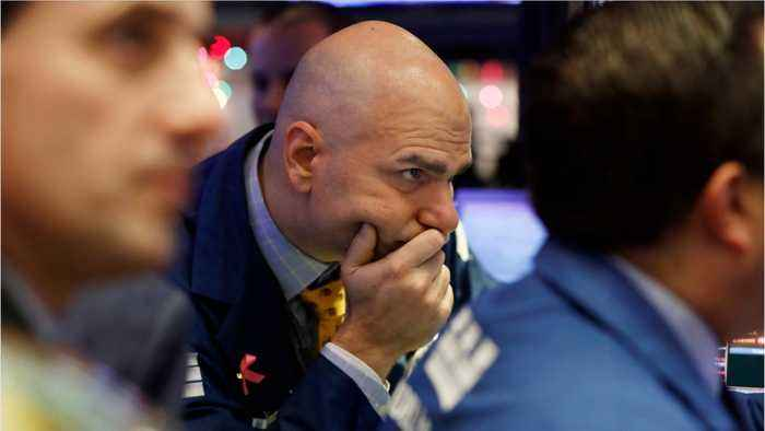 Bank Stocks Suffer Worst Losses In 18 Months