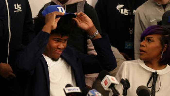 Vernon Carey Jr. to attend Duke University