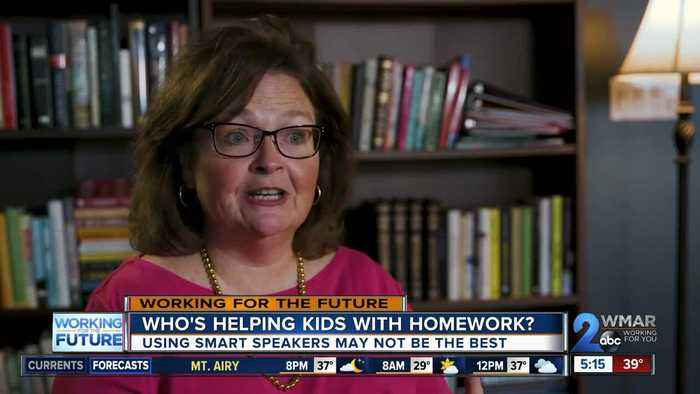 Using technology to help with homework
