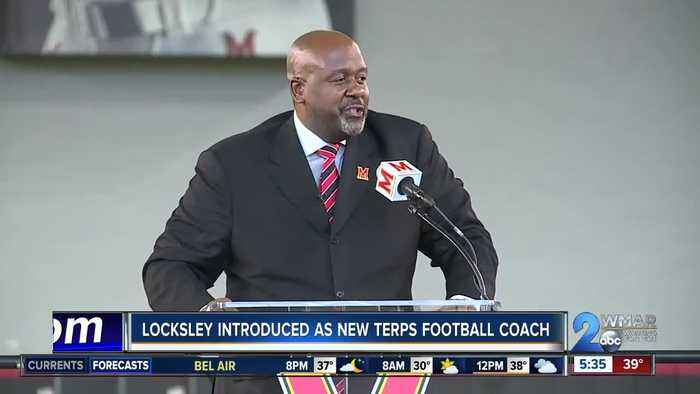 Coaching Terps 'a dream come true' for Locksley, Stepner goes 1-on-1 with Maryland's new head coach