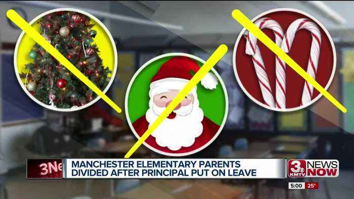 Manchester Elementary parents divided after principal put on administrative leave