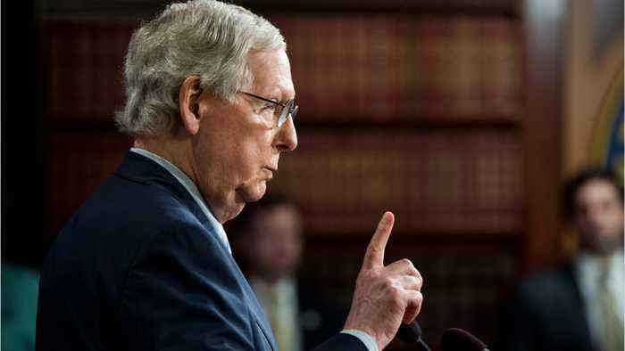 Unmoved: Senate Majority Leader McConnell Sits Firmly In The Way Of Prison Reform