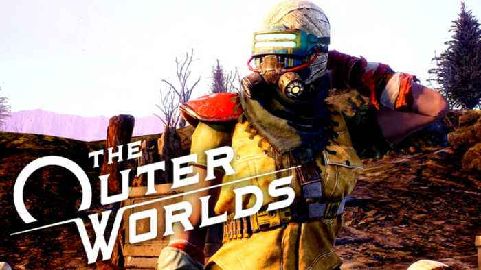 The Outer Worlds – Official Announcement Trailer   The Game Awards 2018