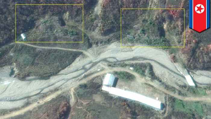 Satellite images show North Korea expanding missile bases