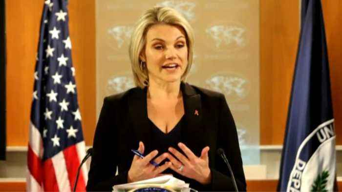 Trump to appoint Heather Nauert as the next U.S. ambassador to the U.N.
