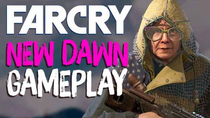 Far Cry: New Dawn - 4K PC Gameplay | The Game Awards 2018