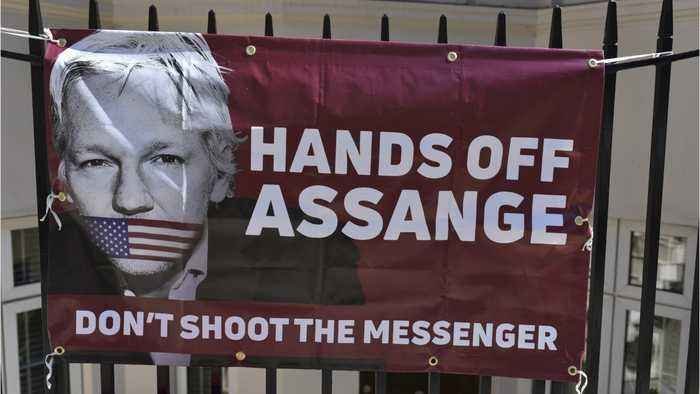 Assange Should Hand Himself In If UK 'Guarantees His Life'
