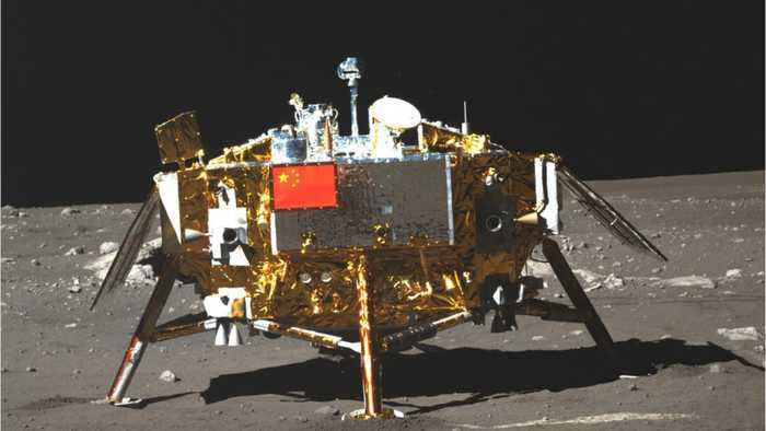 China Is About To Launch The First Robots To The Far Side Of The Moon