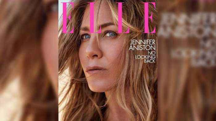 Jennifer Aniston Says She Isn't Ruling Out Becoming a Mother Just Yet