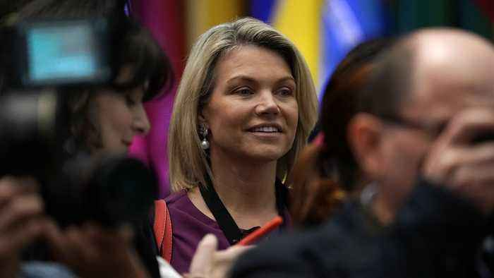 Trump To Nominate Heather Nauert As Next UN Ambassador