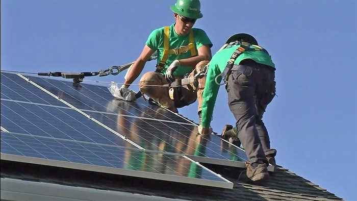 California Becomes First State to Require Solar Power for New Homes