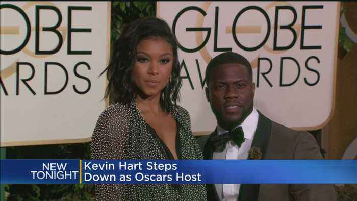 Kevin Hart Steps Down As Oscars Host