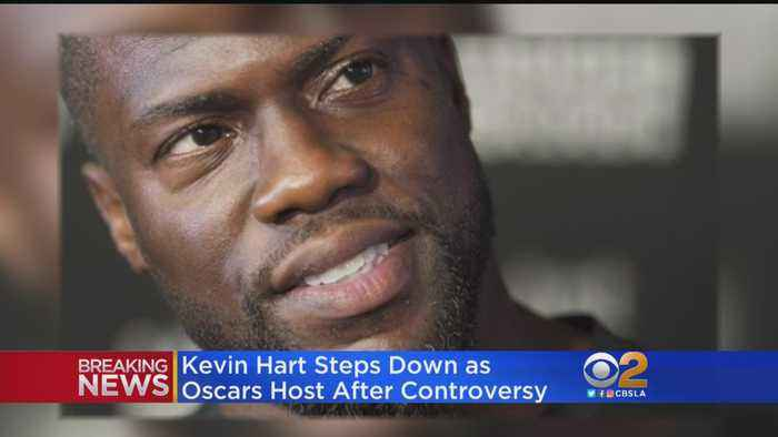 Kevin Hart Steps Down As Oscars Host Following Outcry Over Previous Anti-Gay Tweets