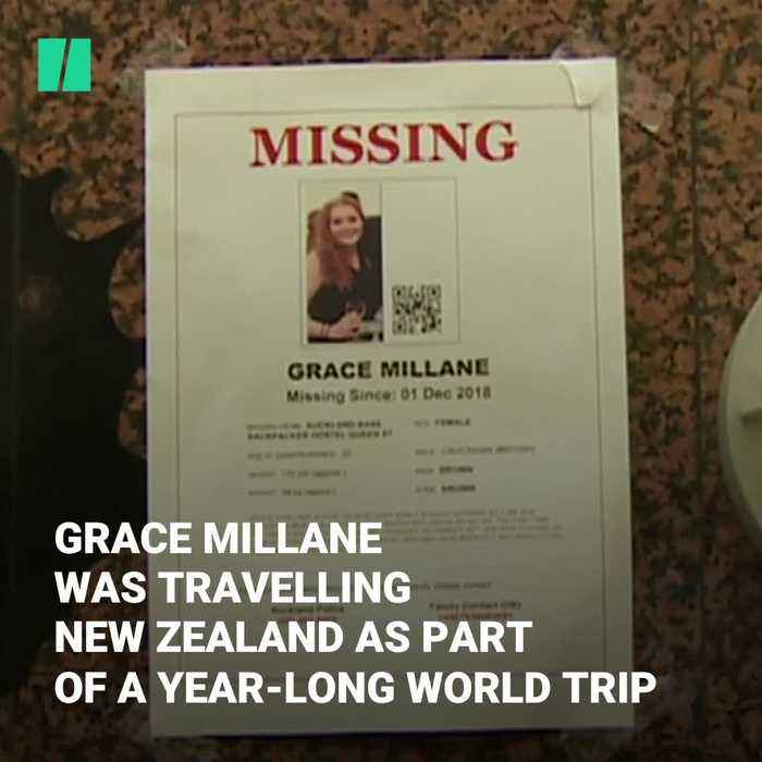 Grace Millane's Father Makes Emotional Plea After Her Disappearance In NZ