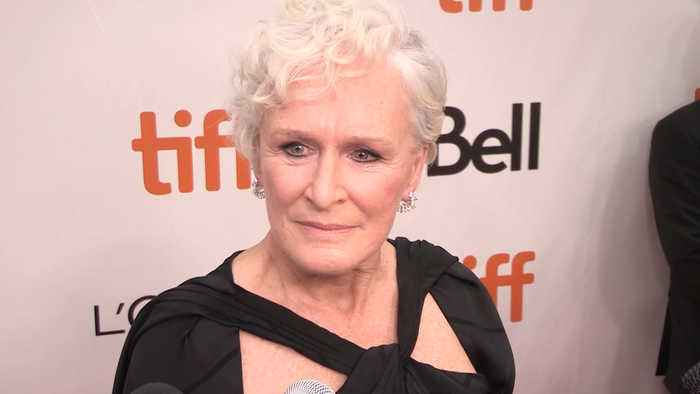 Glenn Close thought Golden Globes nomination call was a mistake