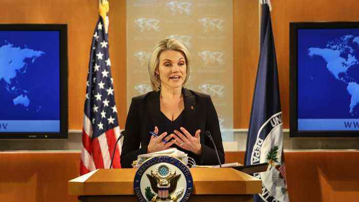 President Trump Expected to Pick Heather Nauert as the Next U.N. Ambassador