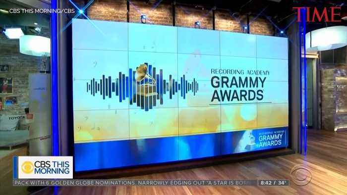 Here Are the Nominations for the 2019 Grammy Awards