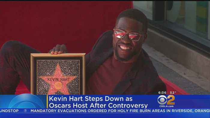 Kevin Hart Steps Down As Oscars Host After Anti-Gay Tweets Resurface