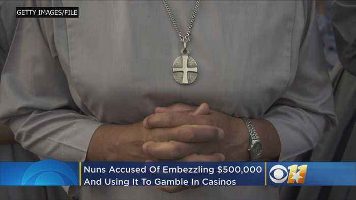 Nuns Pilfer Half A Million Dollars From Catholic School To Gamble In Vegas