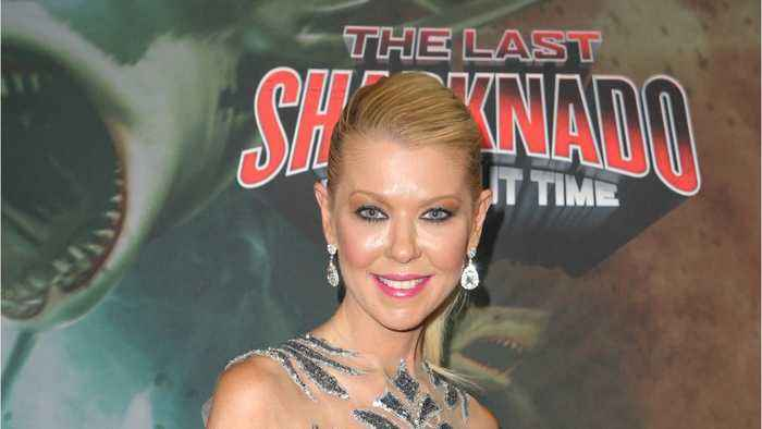 Tara Reid Files $100 Million Suit Over 'Sharknado' Slot Machines