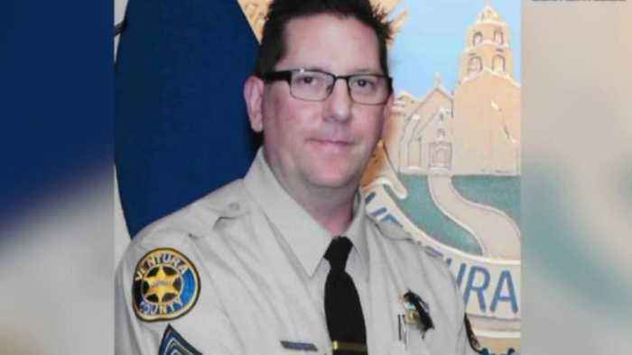Sheriff`s Sergeant Who Died in Thousand Oaks Shooting Was Killed by Friendly Fire, Investigators Say