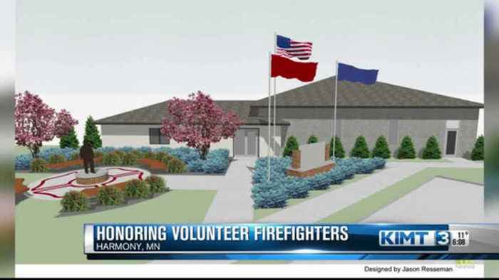 Honoring Volunteer Firefighters
