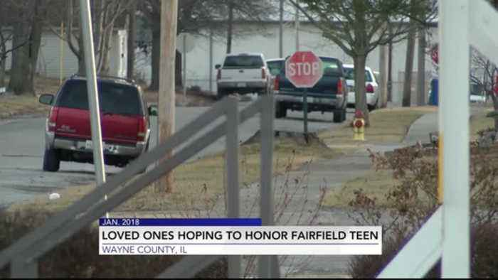 Loved Ones Pushing to Build Shelter in Honor of Fairfield Teen