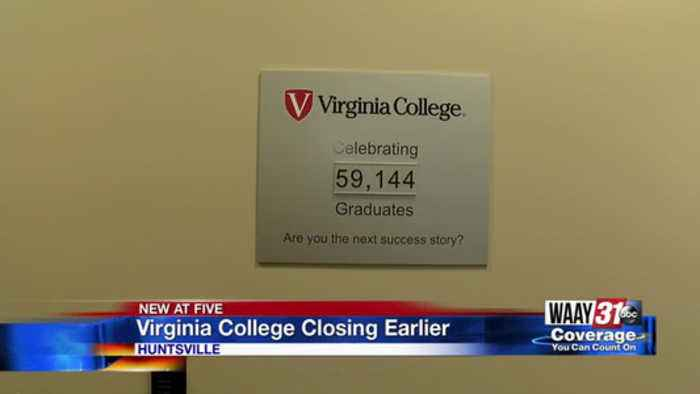 Virginia College Closes Doors Sooner Than Expected