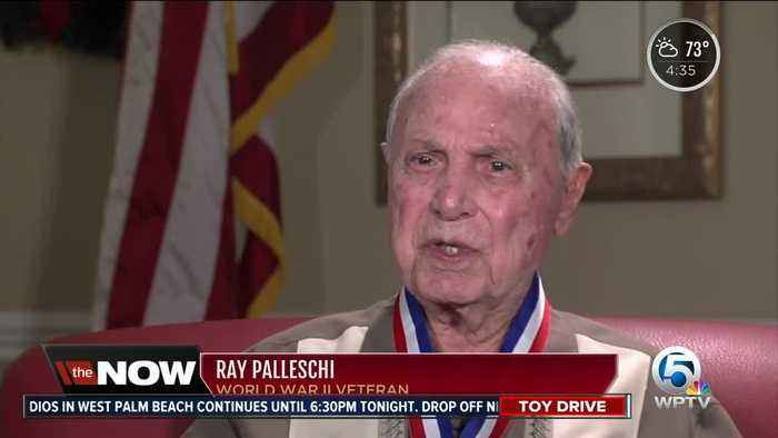 Veteran remembers Pearl Harbor