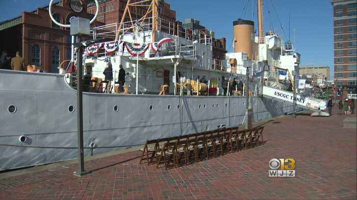 Remembrance Ceremony Held On 77th Anniversary Of Pearl Harbor