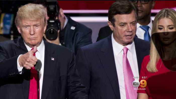Prosecutors: Manafort Violated Plea Deal, Cohen Should Get 'Substantial' Prison Term