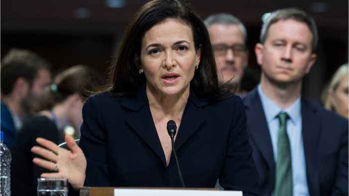 Facebook's Board Stands By COO Sheryl Sandberg Over Soros Comments