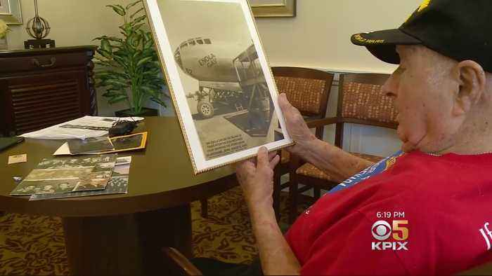 Walnut Creek World War II Vet Remembers Pearl Harbor on Anniversary of Day of Infamy