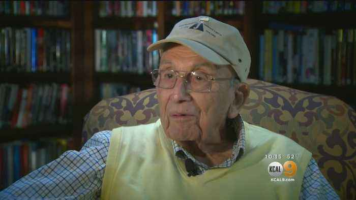 'I Wanted To Fly:' 77 Years After Pearl Harbor Attack, Veteran Shares His Story