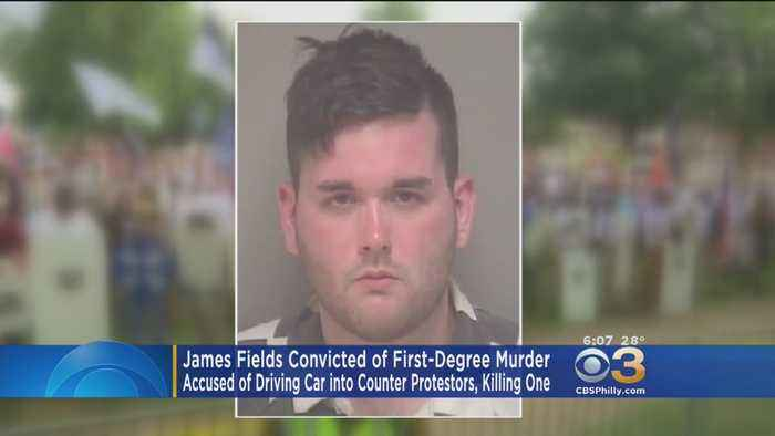 James Fields Convicted Of First-Degree Murder